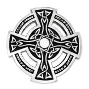 gioielli-etnici-artigianato-celtico-spilla-argento-croce-celtica-pb01_g-e1453561245663